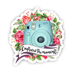 Capture the moment Sticker-Minis-MADD-[Laptop sticker Egypt]-[Laptop sticker in Egypt]-sticktop