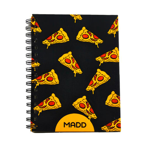 Extra Cheesy A5 Notebook