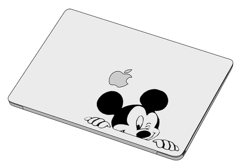 Mickey Mouse sticker-decal-]-Best laptop stickers in Egypt.-sticktop