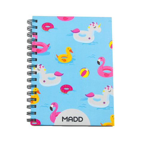 Floaters A5 Notebook