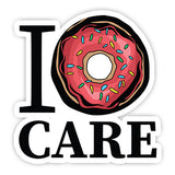 I Donut care sticker-Minis-sticktop-[Laptop sticker Egypt]-[Laptop sticker in Egypt]-sticktop