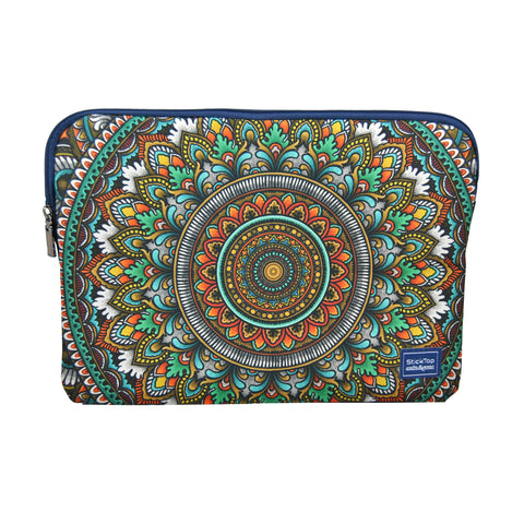 Trance Laptop Sleeve-Laptop Sleeve-[laptop sleeves in Egypt]-sticktop