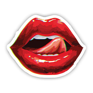 Kiss Me sticker-Minis-MADD-[Laptop sticker Egypt]-[Laptop sticker in Egypt]-MADD