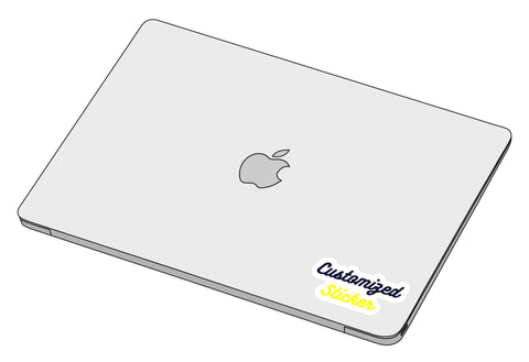 Customize a Printed Sticker-customize your own sticker-]-Best laptop stickers in Egypt.-sticktop