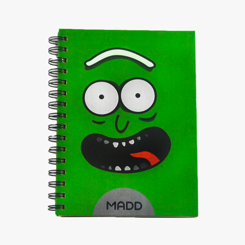Notebook Rick A5 Notebook