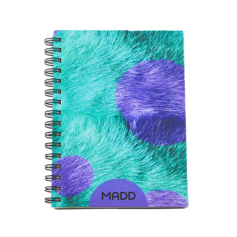 Hardcover Sully A5 Notebook