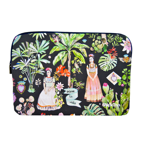 Viva La Frida Laptop Sleeve