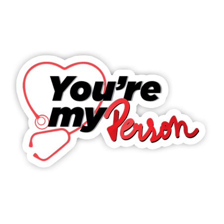 You're My Person sticker-Minis-sticktop-[Laptop sticker Egypt]-[Laptop sticker in Egypt]-sticktop