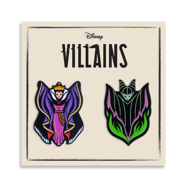 Villainess 2-Pin Set