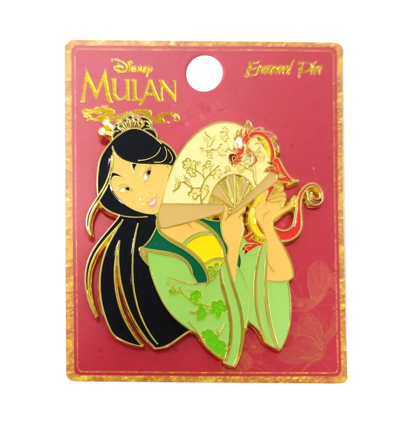 Mulan and Mushu Pin - Limited Edition 600