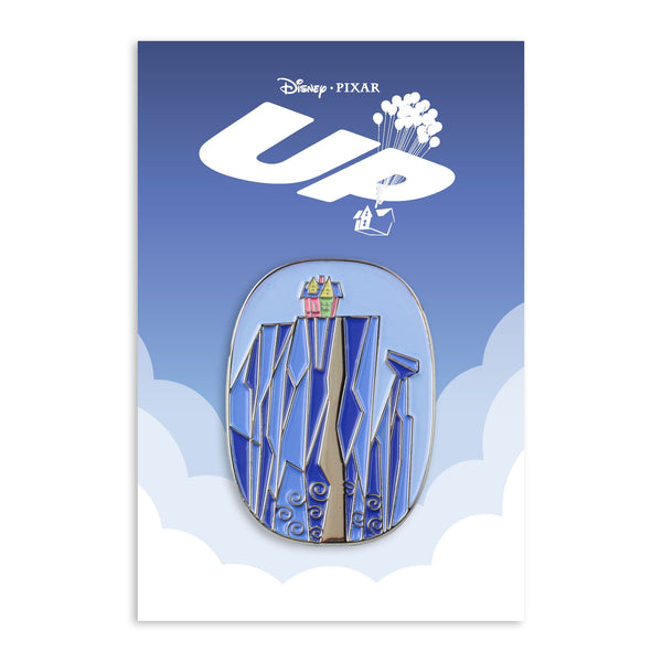 Up – Paradise Falls Enamel Pin