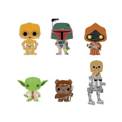 Star Wars POP! Blind Box Disney Pins