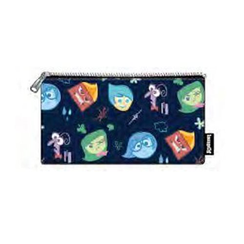 Inside Out Emotions AOP Nylon Pouch