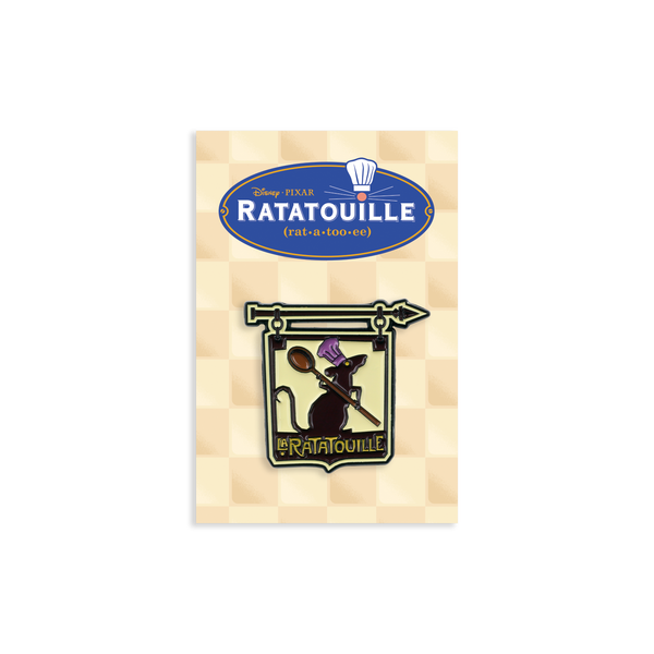 La Ratatouille Pin
