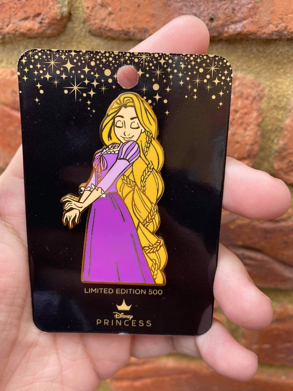 Dreaming Rapunzel Pin  - Limited Edition 500