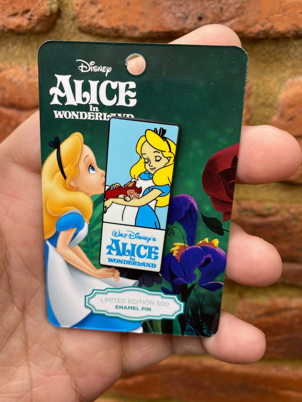 Alice Bookmark Series Pin  - Limited Edition 500