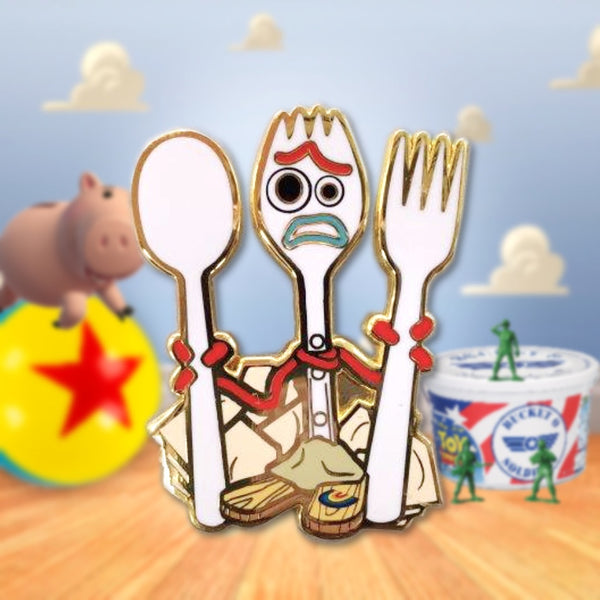 Forky Pin - Limited Edition 600