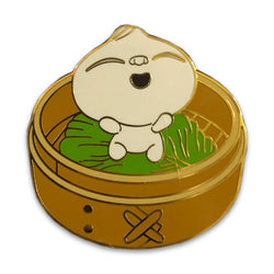 Take a Bao Pin - Limited Edition of 600