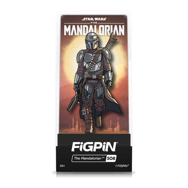 The Mandalorian Pin (#508)
