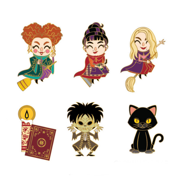Hocus Pocus Blind Box Pins