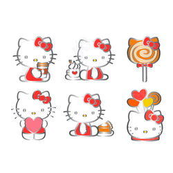 Hello Kitty Pumpkin Spice Blind Box Hard Enamel Sanrio Pins
