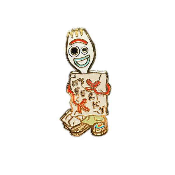 Hello I'm Forky Pin - Limited Edition 600