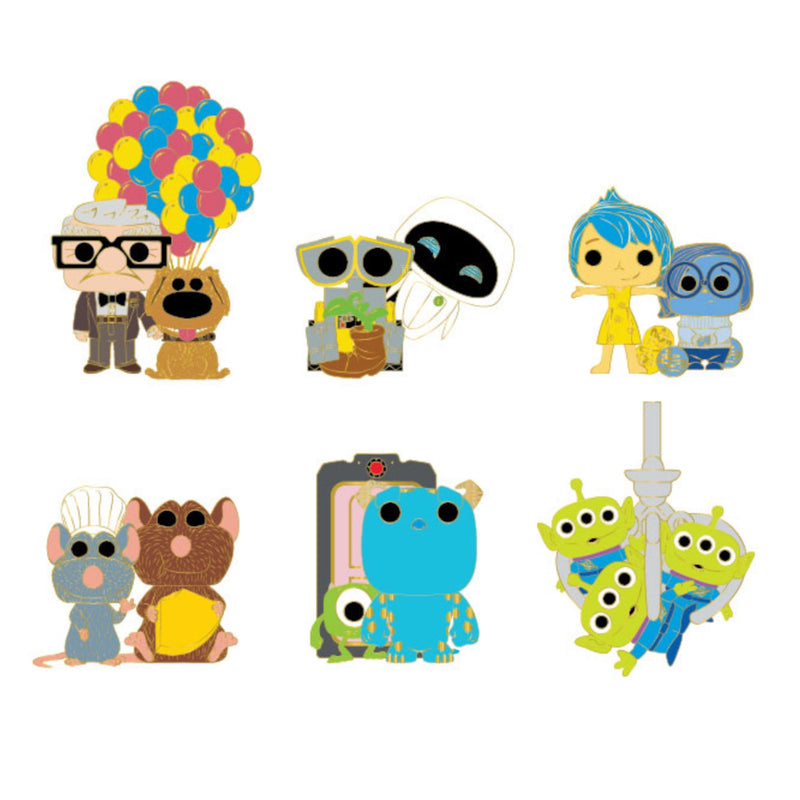 Pixar Blind Box Pins