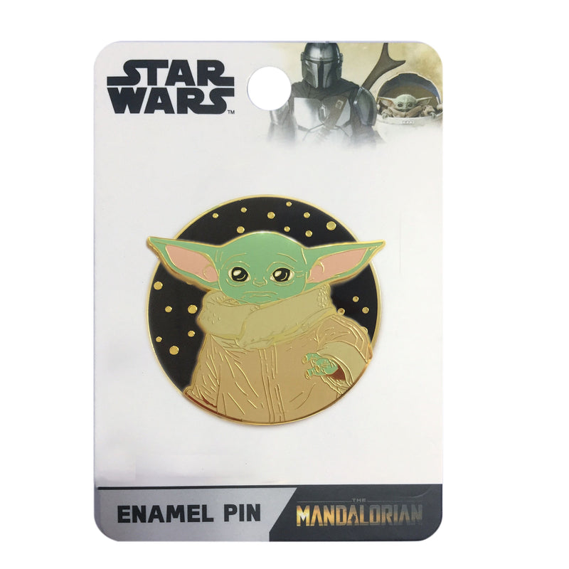 Mandalorian The Child Profile Pin - Limited Edition of 600