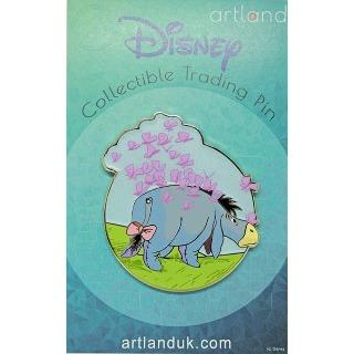 LIFTING YOUR SPIRITS - EEYORE  LE 250 Pin