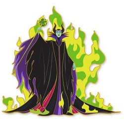 The Villains cut out series - Maleficent LE 250 Pin