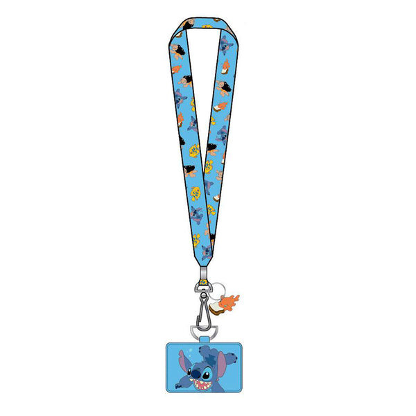 Lilo and Stitch Pin Lanyard