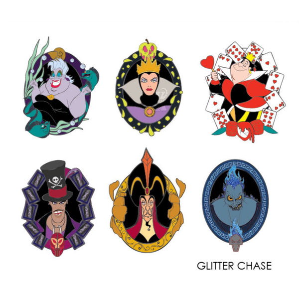 Villains Blind Box Disney Pins