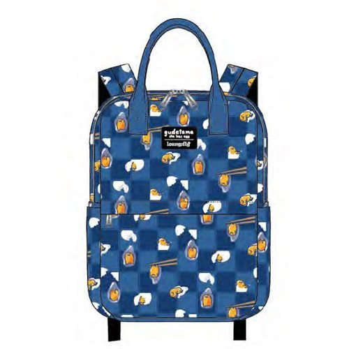 Gudetama Lazy Egg Chopsticks Nylon Backpack
