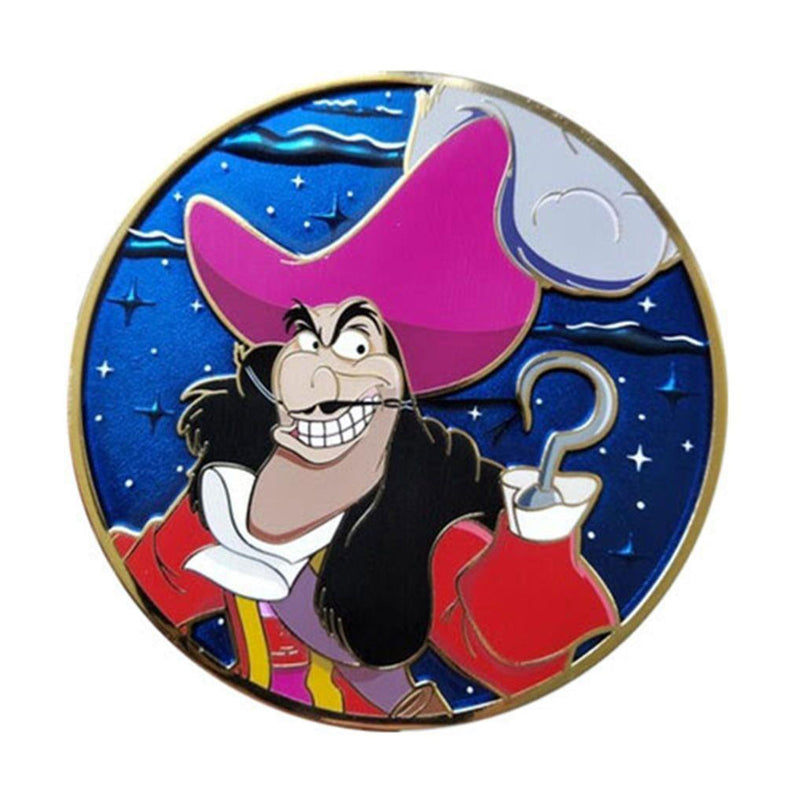 Captain Hook - LE 250 Pin