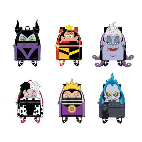 Disney Villains Blind Box Disney Pins