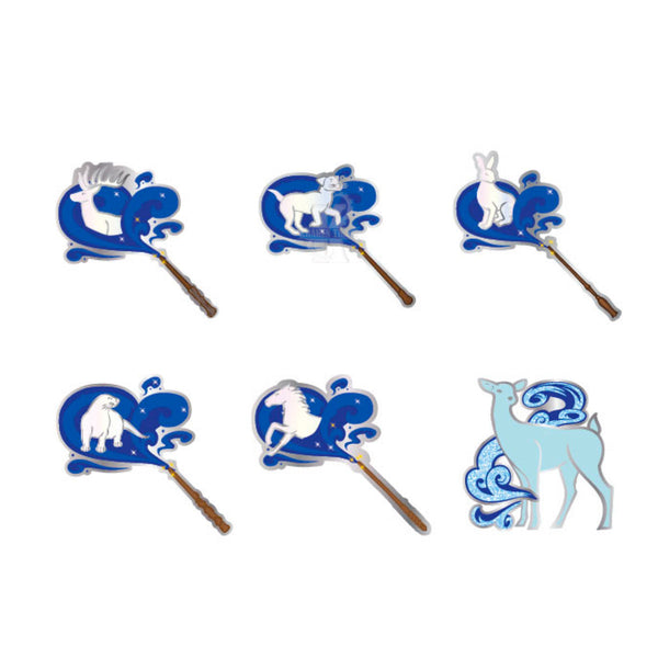 Harry Potter Patronus' Blind Box Pins