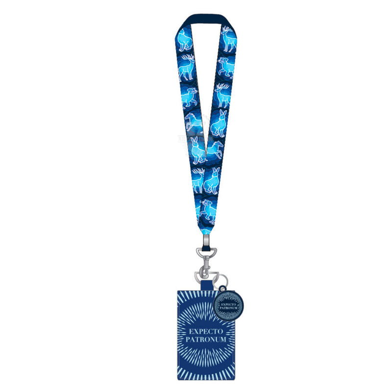 Harry Potter Expecto Patronum Lanyard