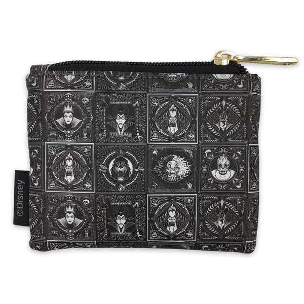 Disney Villains AOP Coin Pouch