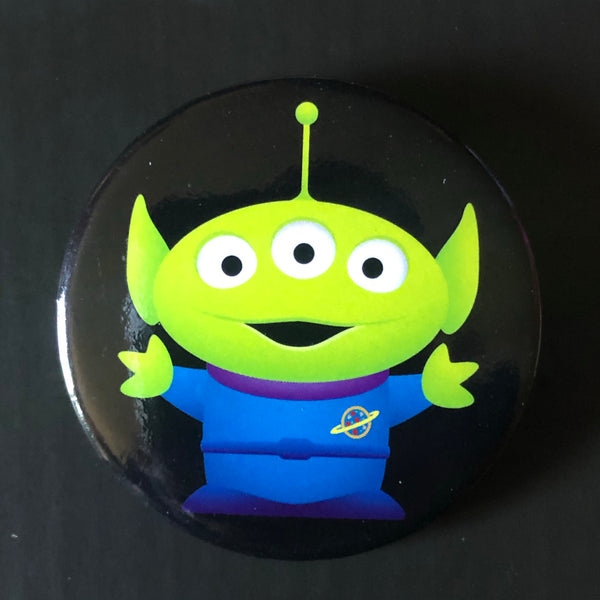 Pixar LGM Cosplay button Pins