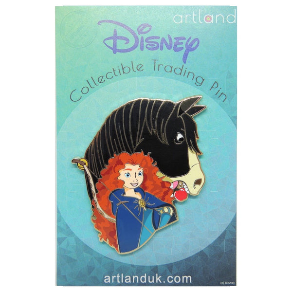 Merida and Angus - LE 300 Pin