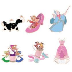 Cinderella Blind Box Disney Pins