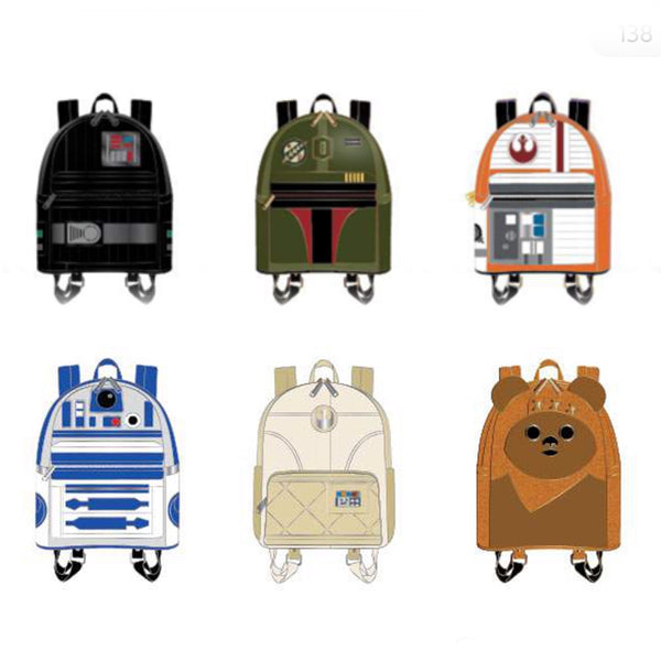 Star Wars Backpack Blind Box Disney Pins