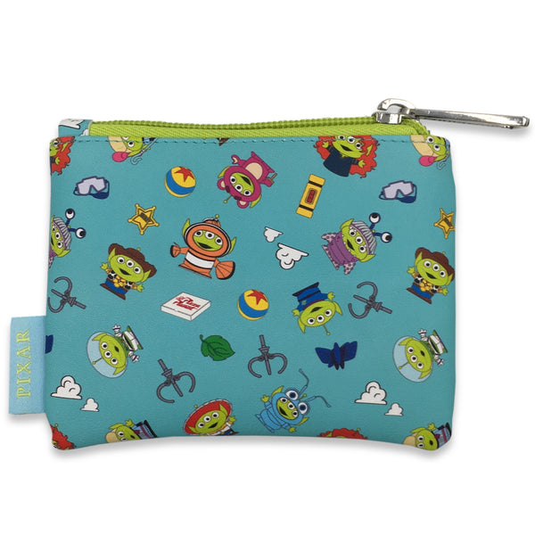 Alien Remix AOP Coin Pouch