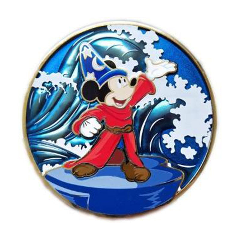 "Fantasia Conducting Mickey ""E"" - LE 250 Pin"