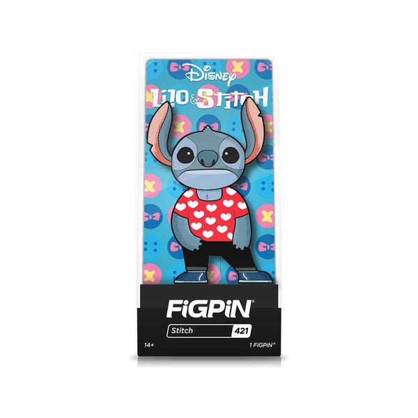 Traveling Stitch Pin (#421)