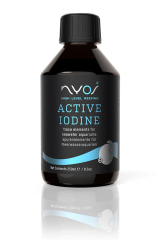 NYOS ACTIVE IODINE - Octopus 8 aquatics Ltd