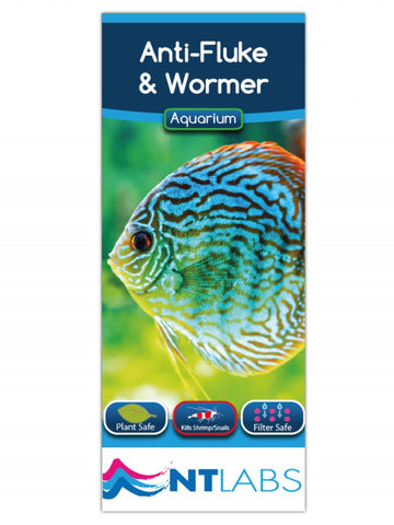 NT Labs Anti-Fluke & Wormer - Octopus 8 aquatics Ltd