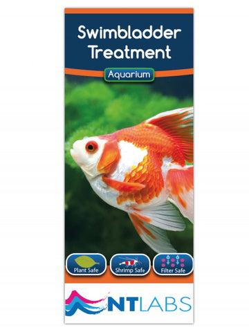NT Labs Swimbladder Treatment - Octopus 8 aquatics Ltd