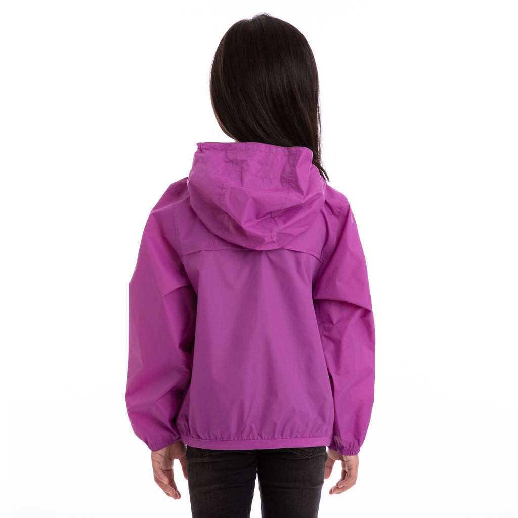 K-Way Kids Le Vrai 3.0 Claude Jacket Violet