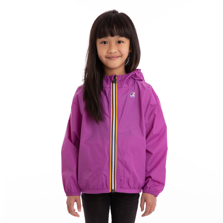 Kids Le Vrai 3.0 Claude Full Zip Jacket Violet